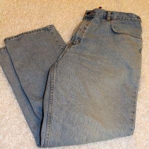 Chaps mens jeans sz.38x32